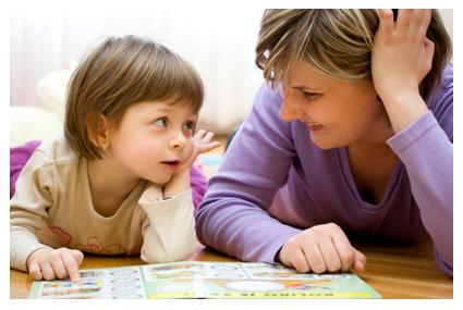 Залучення сім'ї в процес освіти в ранньому дитинстві