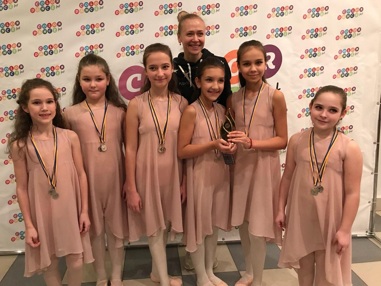 COLOR DANCE FEST 2017 диплом