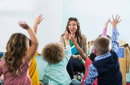 Особливості учнів початкової школи. Школа сад Кияночка