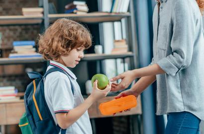 Поради батькам в перший шкільний день