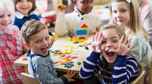 Особливості навчання дошкільнят. Школа сад Кияночка