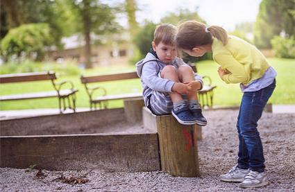 Вчимось співчувати. Кияночка школа сад.