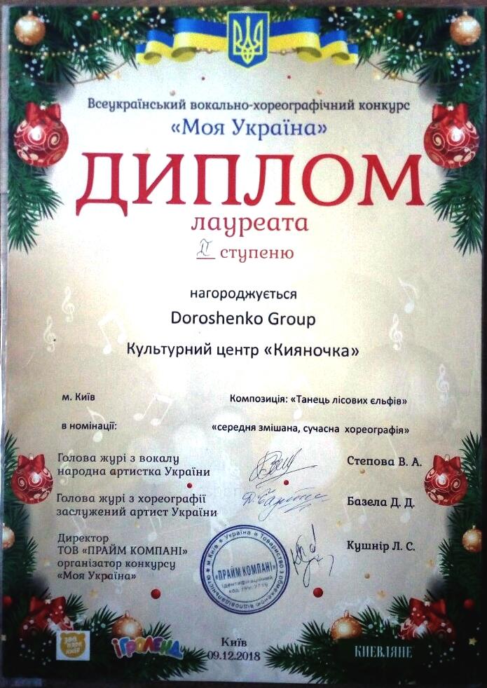 Всеукраїнський фестиваль конкурс