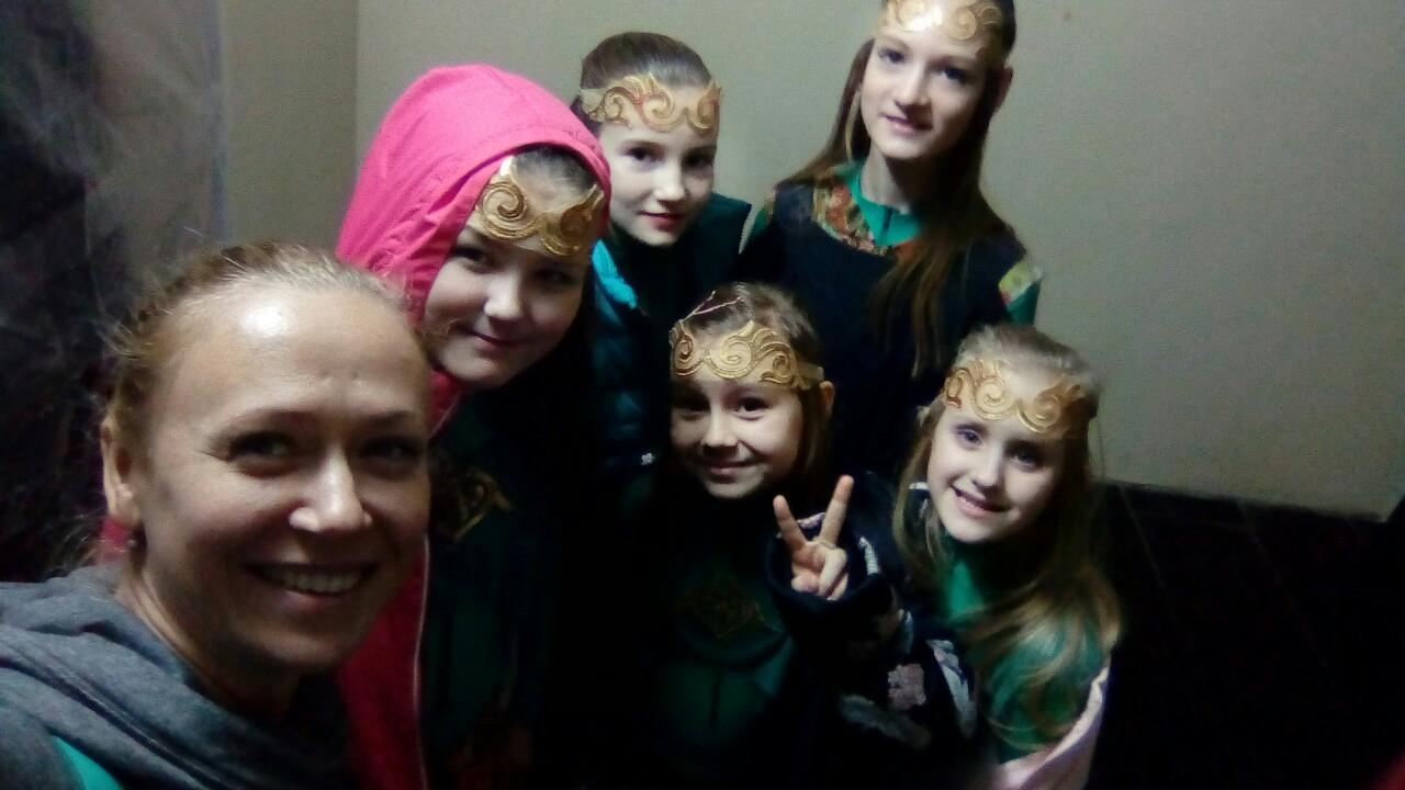 Третій всеукраїнський конкурс-фестиваль дитячої творчості, Лісовий
