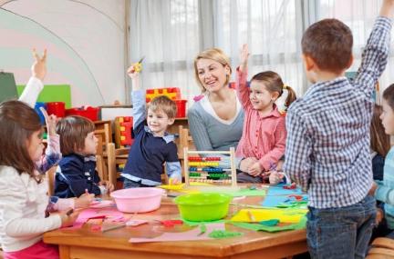 Яким чином пов'язані дитсадок та здоров'я малюка? Кияночка школа сад.