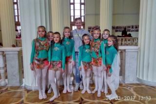 конкурс-фестиваль Весняний Зорепад